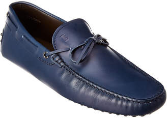 Tod's Gommini Leather Driving Shoe