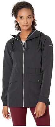 Columbia Day Trippin'tm Jacket (Black) Women's Coat