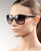 Gucci Retro Cat Eye Sunglasses