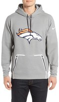 Nike Men's Vapor Speed Denver Broncos Hoodie