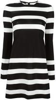 Calvin Klein Collection striped dress - women - Polyamide/Spandex/Elastane/Viscose - 38