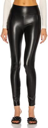 Wolford Edie Forming Legging in Black | FWRD