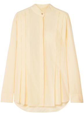 Maggie Marilyn It's The Little Things Cotton-poplin Shirt