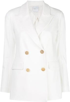 Rosetta Getty Double-Breasted Blazer