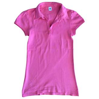 Petit Bateau Pink Cotton Top for Women