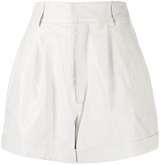 Manokhi High-Waisted Shorts