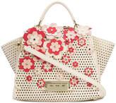 Zac Posen Eartha Kit Floral shoulder bag