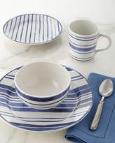 Ralph Lauren Home 4-Piece Cote D'Azur Stripe Dinnerware Place Setting