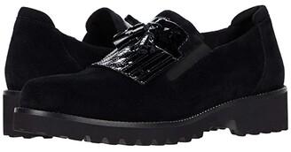 VANELi Zoelie Waterproof (Black Suede/Match Naplak) Women's Shoes