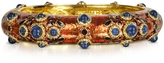 DSQUARED2 Charlotte Brass and Enamel Bracelet