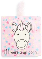 Jellycat Infant Girl's 'If I Were A Unicorn' Board Book