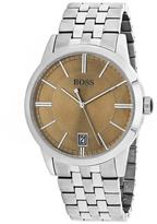 HUGO BOSS Classic 1513134 Men's Silver Tone Stainless Steel Watch
