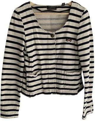 Maison Scotch Multicolour Cotton Jacket for Women