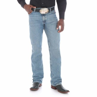 Wrangler Men's Pbt Tall Vintage Boot Cut Jean