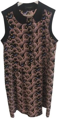 Jill Stuart Multicolour Silk Dress for Women