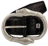 Renato Balestra Pelamis Pnr Genuine Python Ladies Belt.