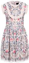 Needle & Thread WHISPER Cocktail dress / Party dress petal pink