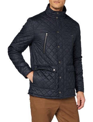 Meraki Amazon Brand Men's Quilted Jacket