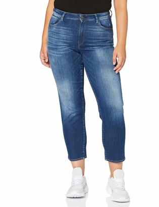 G Star Women's 3301 High Straight 90's Ankle Wmn Jeans