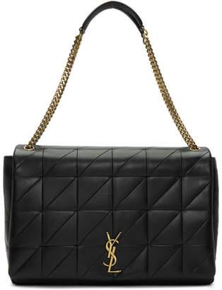 Saint Laurent Black Giant Jamie Bag