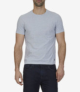 Nautica Slim-Fit Striped Crewneck Short-Sleeve Tee