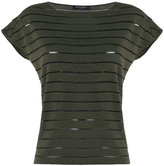Piazza Sempione striped T-shirt