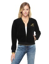 Juicy Couture Velour Eau De Couture Westwood Jacket