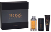 HUGO BOSS Boss The Scent EDT 100ml deo stick 75ml Shower Gel 50ml