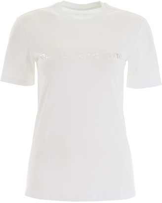 Paco Rabanne Logo Printed T-Shirt