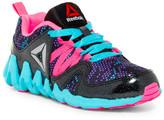 Reebok Zig Big N' Fast Fire Sneaker (Little Kid)