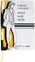 MAISON SARAH LAVOINE Ainsi Soit Style Book