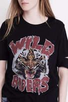 Zoe Karssen Wild Riders Black Tee