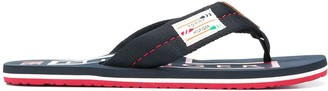 Tommy Hilfiger Badge Beach flip flops