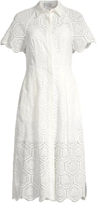 Rebecca Vallance Savannah Eyelet Lace Dress