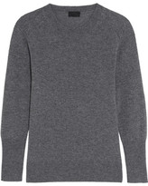 J.Crew Chenie Cashmere Sweater - Charcoal