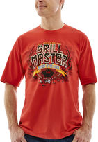 JCPenney NO BAD DAYS No Bad Days Grill Master Graphic Tee