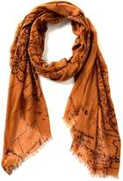 Patricia Nash Signature Map Scarf
