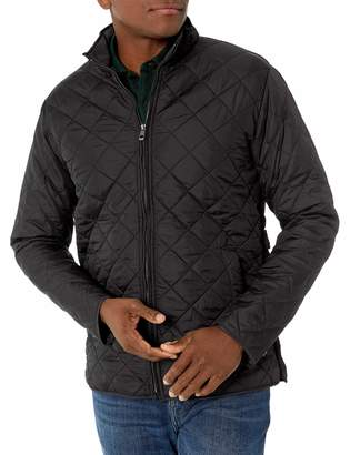 Hawke & Co Men's Diamond Quilted JKT