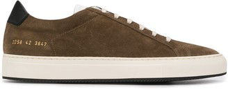 Common Projects Retro Low lace-up sneakers