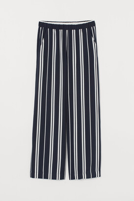 H&M Wide pull-on trousers
