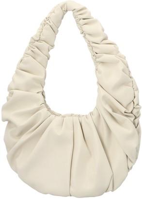 Nanushka Anja Baguette Vegan Leather Shoulder Bag