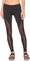Alo Motion Legging in Black. - size L (also in M)