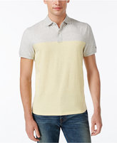 Tommy Hilfiger Men's Jax Tailored-Fit Colorblocked Polo