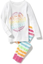 Old Navy 2-Piece Graphic Sleep Set for Toddler