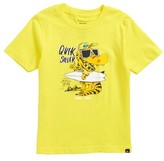 Quiksilver Toddler Boy's From Old Times Graphic T-Shirt