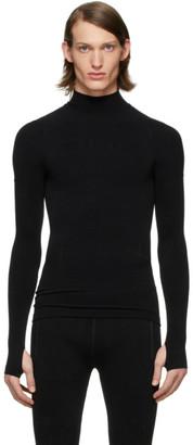 MONCLER GENIUS 6 Moncler 1017 Alyx 9SM Black Logo Sweater