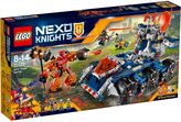 Lego Nexo Knights Axl`s Tower Carrier 70322