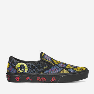 Vans X The Nightmare Before Christmas's Oogie Boogie Classic Slip-On Trainers