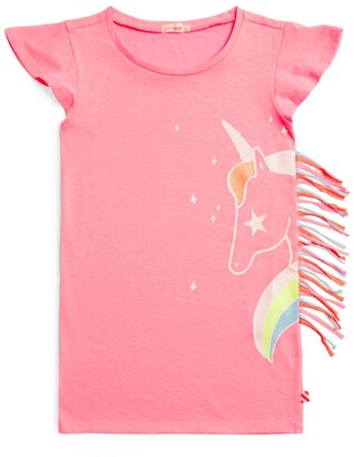 Billieblush Unicorn Tassel Dress (4-12 Years)