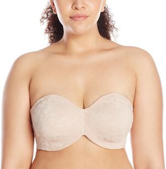 Lunaire Women's Plus-Size Strapless
